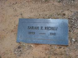 Sarah Zaroda <i>Gray</i> Richey