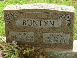 James Edward Jack Buntyn