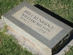 William Milton Billy Breckenridge