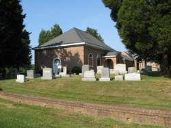 Saint James Parish Episcopal Church Cemetery