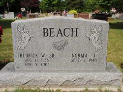 Fredrick Wayne Beach, Sr
