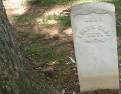 Sgt Frederick Clay