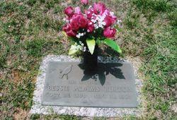 Bessie Irene <i>Adams</i> Burton