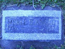 Merle Boone Angle