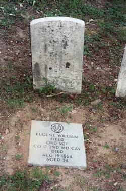 Ord. Sgt. Eugene William Field