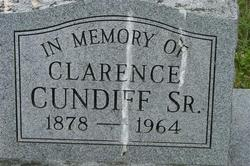 Clarence Cundiff