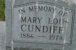 Mary Lou Cundiff