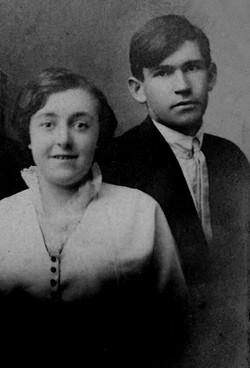 Viola Lavina <i>Smith</i> Churchill Stearns Crouch