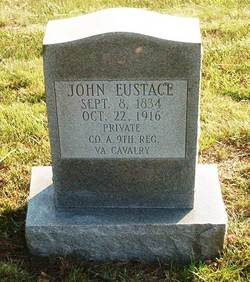 Pvt John Eustace