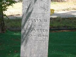 Adelia B. <i>Cambell</i> Carter