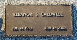 Eleanor S. <i>Sweeney</i> Caldwell