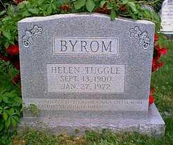 Helen Lilias <i>Tuggle</i> Byrom