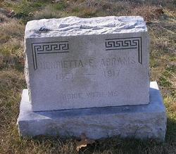 Henrietta E. <i>Jefferson</i> Abrams