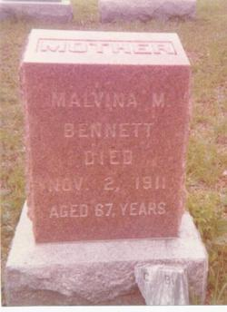 Malvina Melville <i>Bell</i> Bennett
