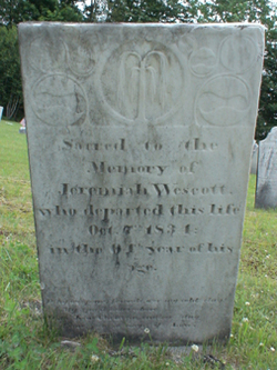 Jeremiah Wescott, Jr