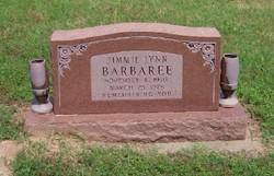 Jimmie Lynn Barbaree