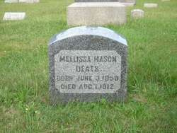 Mellissa <i>Mason</i> Deats