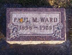 Paul M Ward