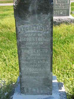 Augustine Augusta <i>Scheible</i> Stoehr