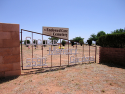 Cochise Memory Gardens Cemetery