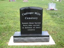 Caplinger Mills Cemetery