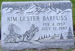 Kim Lester Barfuss