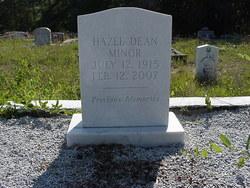 Hazel Dean Minor