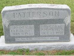 John Thomas Patterson, Sr