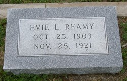 Evie Lou Reamy