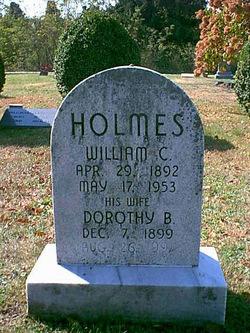 Dorothy Fenelon Dot <i>Brock</i> Holmes