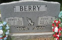 Annie Bell <i>Gray</i> Berry