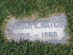 Sarah Louisa Hatch
