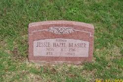 Jessie Hazel Blasier