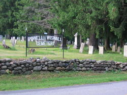 Powell Wiswall Cemetery