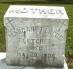 Margaret <i>Gregg</i> Fletcher