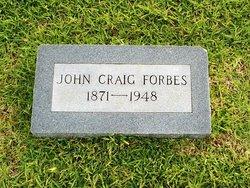 John Craig Forbes
