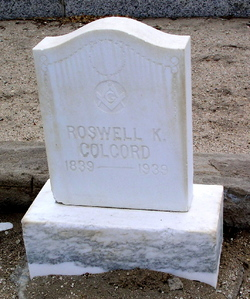 Roswell Keyes Colcord
