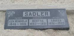 Reinhold Sadler