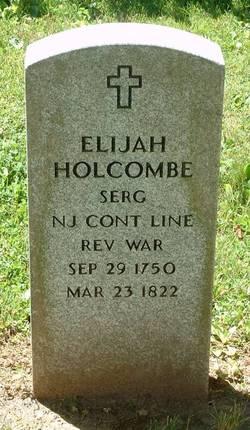Elijah Holcombe