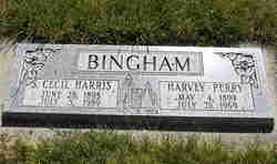 Harvey Perry Bingham