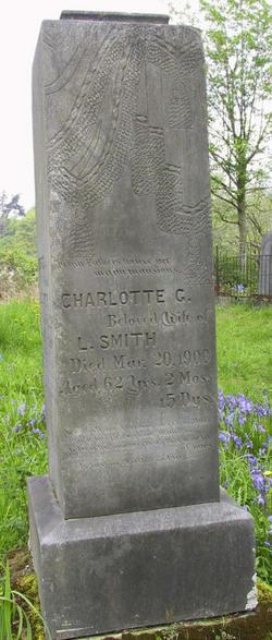 Charlotte G. <i>Burhart</i> Smith