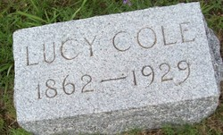 Lucy Margaret <i>Campbell</i> Cole