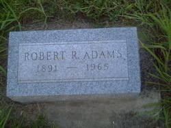 Robert Reed Adams