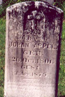 Johan John Appel