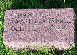Infant Daughter Trimmell