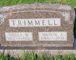 Stella Mae <i>Knox</i> Trimmell