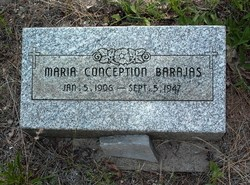 Maria Conception Barajas
