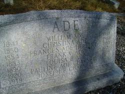 Frank V. Ade