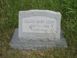 Lillian Mary Lilly May <i>Luhring</i> Glenn