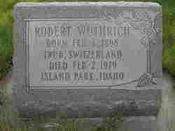 Robert Wuthrich